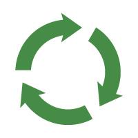 行動指針 サイクルマーク